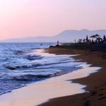 Ada Bojana Velika plaža