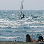 Ada Bojana surfovanje