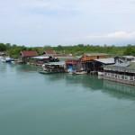 Ada Bojana desna obala reke Bojane